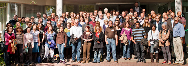 Debe meeting group picture